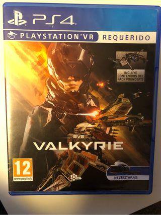 Valkyrie PS4 VR