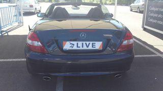 Mercedes-benz SLK 2005 38.000 km. perfecto estado.