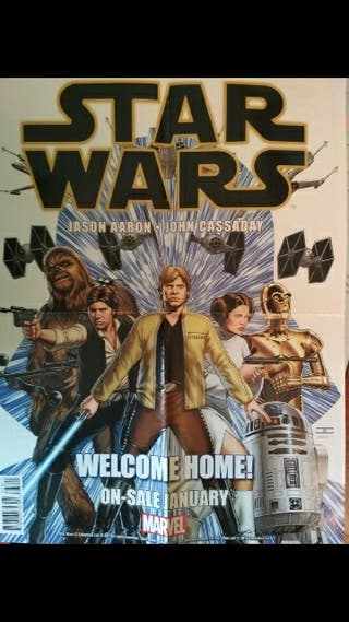 póster de Star Wars