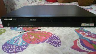 DVD grabadores con disco duro 250 gigas