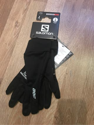 Guantes Salomon SLAB