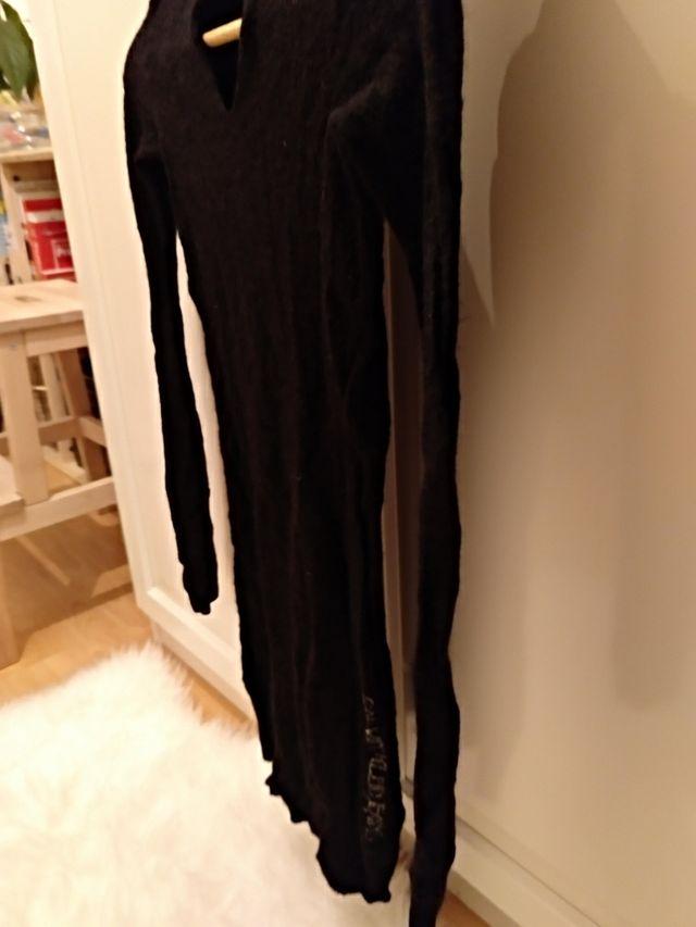 Vestido Tipo Suéter Calvin Klein De Segunda Mano Por 40 En