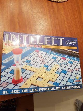 Juego de mesa INTELECT nuevo