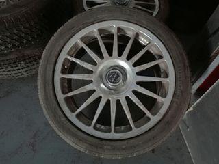 "Llantas Stilauto 17"" 112x5"