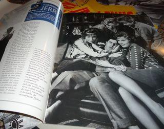 películas VHS Jerry lewis y Biografia