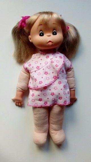 Muñeca de trapo de Famosa