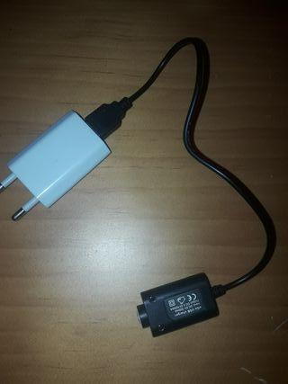 cable cargador cigarrillo electronico