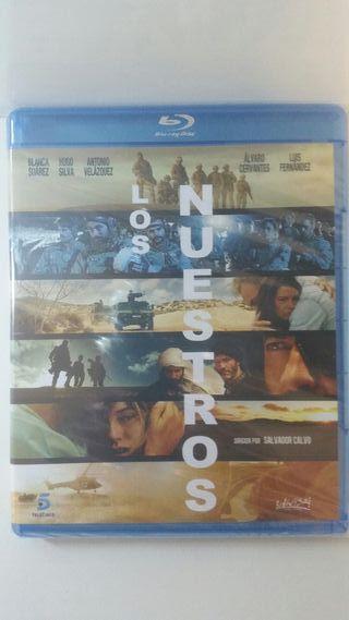 Blu-ray. Los nuestros.