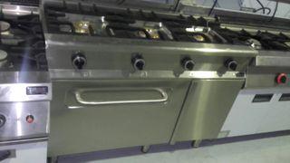 cocina + horno