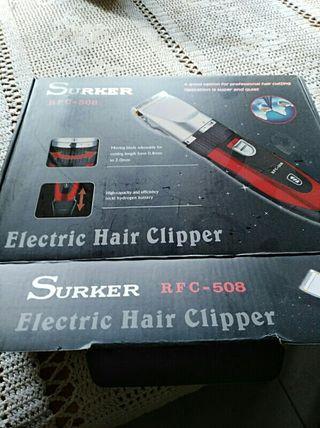 Maquinilla cortapelos electrica Surker