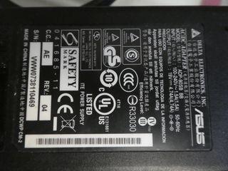 Transformador para portatil ASUS X53S