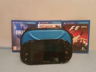 PS Vita Slim en Perfecto Estado