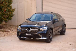 Mercedes-benz GLC Coupé 250 cdi 2016