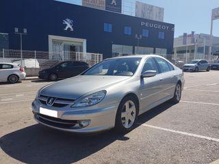 Peugeot 607 2.7 HDI Aut PACK TITANIUM