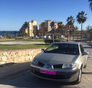Precioso Renault Megane Coupe Cabrio