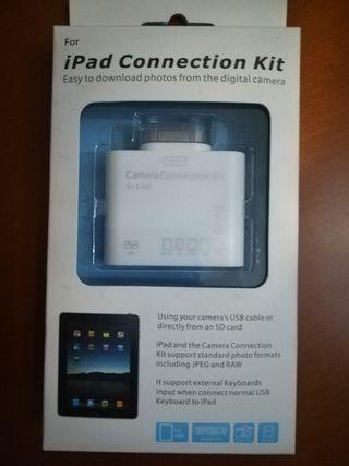 Kit de conexion 5 en 1 iPad NUEVO (precintado)