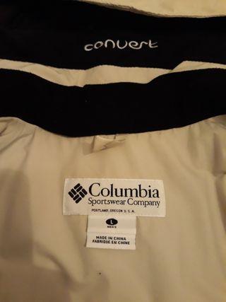 Chaqueta Columbia Convert