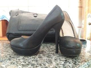zapatos mujer tacón