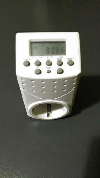 Temporizador digital programable
