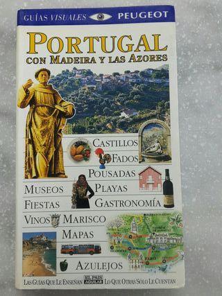 Guía viajes Portugal con Madeira y Azores