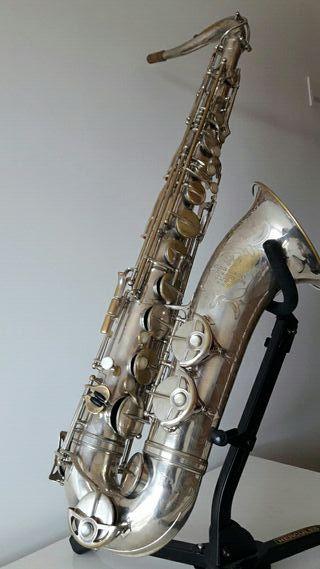 Saxofón Tenor SML Rev D