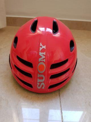 Casco bicicleta carretera Suomy