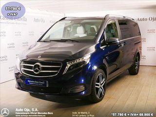 MERCEDES-BENZ Clase V 0d Largo Avantgarde 7G Tronic
