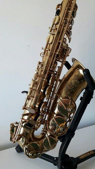 Saxofón Alto Selmer Super Action 80