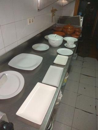 Vajilla restaurante de segunda mano por 1 en badajoz en for Vajilla para restaurante