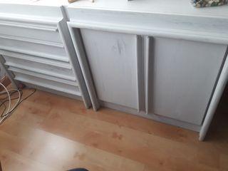 mueble aparador madera.