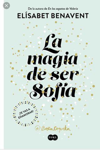 La magia ser Sofia y La magia de ser nosotros