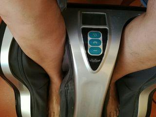 maquina masaje pies