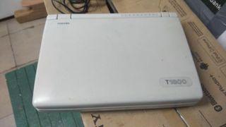 portátil de año 1992 toshiba