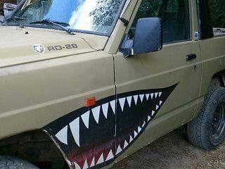 Nissan Patrol RD28 TURBO