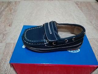 zapatos nauticos bebe 22