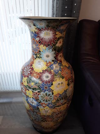 precioso jarron grande cerámica