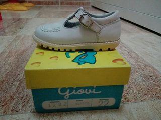 zapatos bebe 22