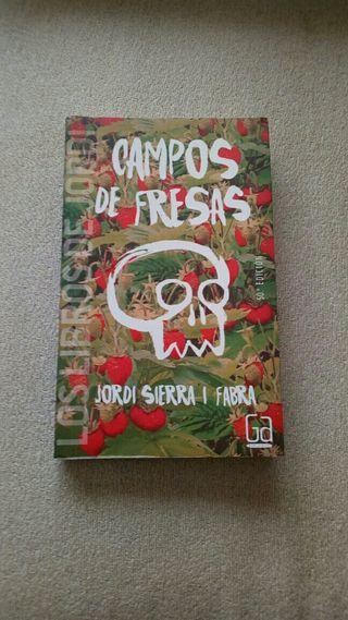 Campos de fresas de Jordi Sierra i Fabra