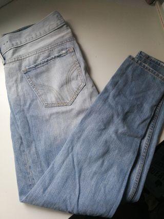 Pantalones Hollister Boyfriend