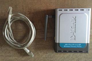 D-Link DWL-2100AP - Point d'accès sans fil 108 Mbp