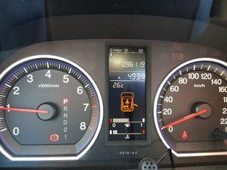 Honda CR-V 2010 cambio por viano