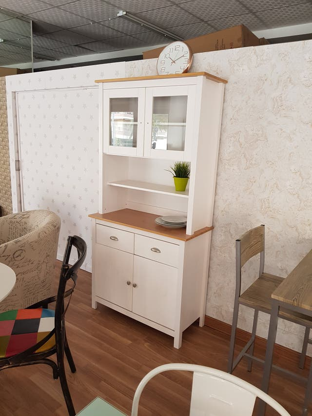 Mueble de cocina buffet de segunda mano por 240 € en Fabraquer en ...