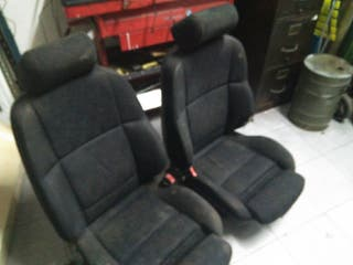asientos bmw e36 sport tela