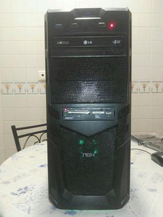 Torre AMD A6 a 3,9 GHz + 8GB RAM +500GB HD