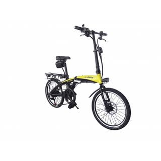 Bicicleta electrica plegable Helliot Urban