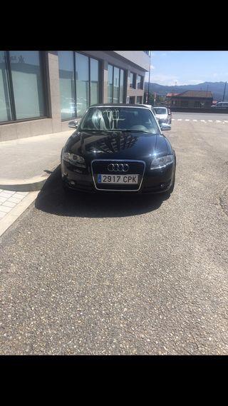 Audi A4 Descapotable ( Cabriolet)