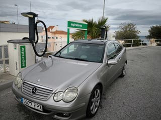 Mercedes-benz C 220 cdi Sport coupe 2005