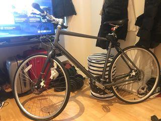 Bike ridgeback metro