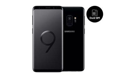 samsung galaxy s9 duos black nuevo a estrenar de segunda. Black Bedroom Furniture Sets. Home Design Ideas
