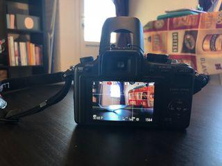 Cámara réflex LUMIX DCM-G10 13 megapixeles